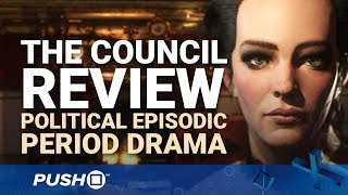 The Council PS4 Review (The Mad Ones): Political Period Drama | PlayStation 4 | PS4 Pro Gameplay