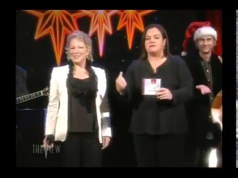Download 2006  Cool Yule   The View   Bette Midler