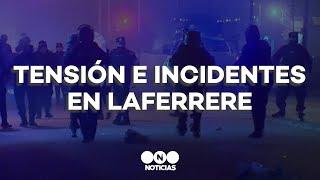 MUERTE DE TAHIEL: incidentes y tensión con la policía en Laferrere