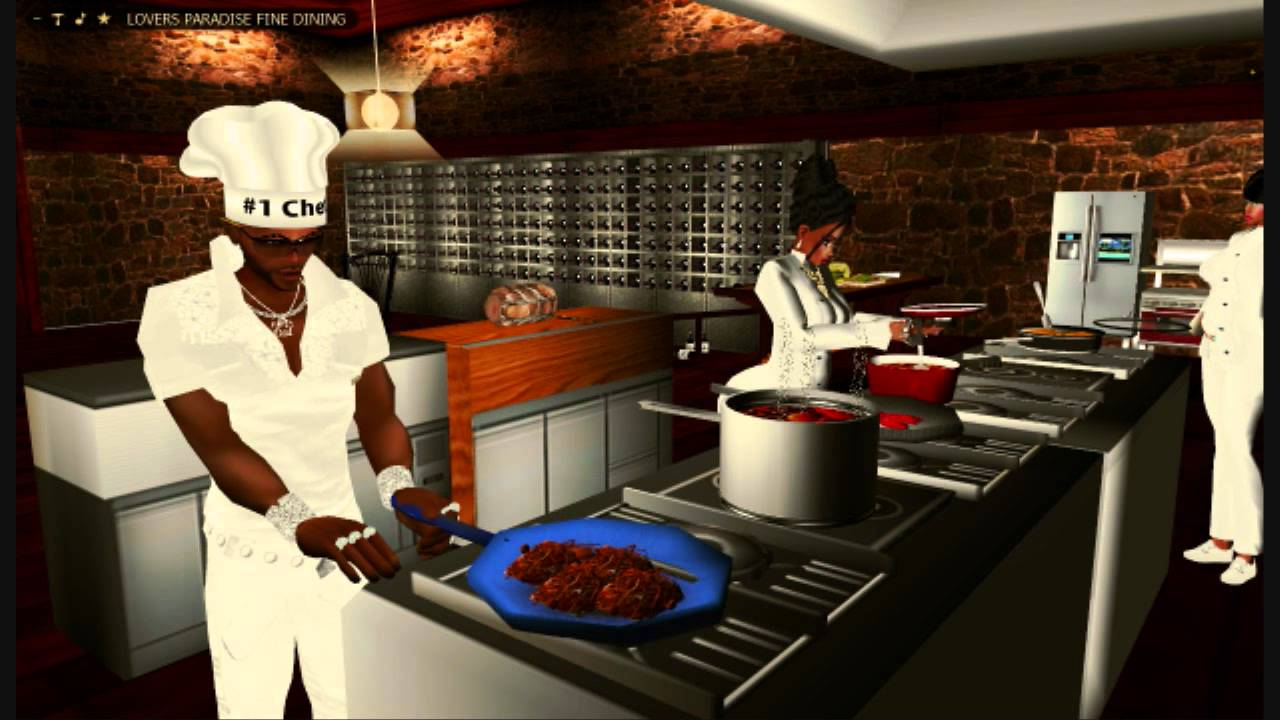 Busy Kitchen busy preparation in restaurant and kitchen - youtube