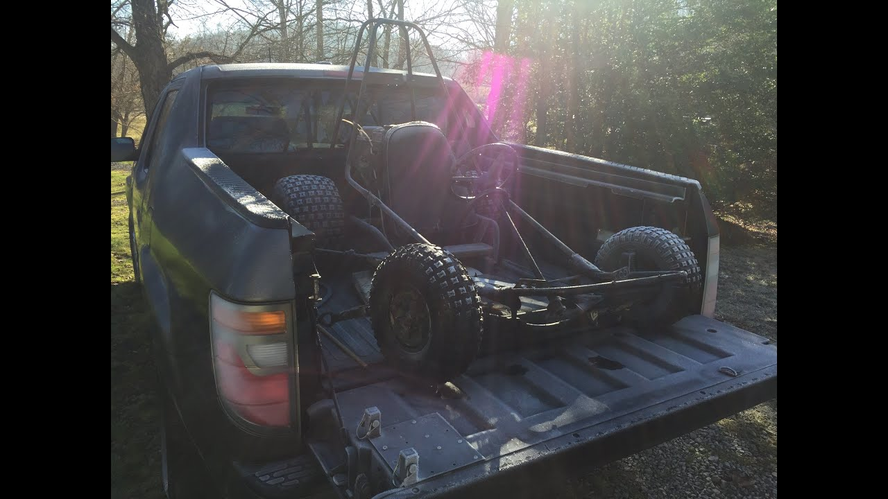 Manco Dingo Go Kart Restoration Part 1