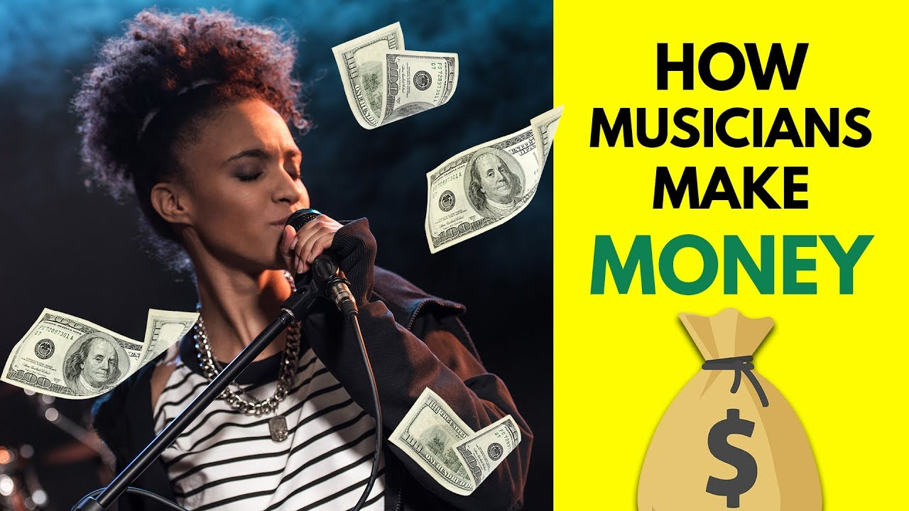 How Do Musicians Make Money? We Breakdown Their Income