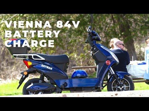 Rome 48V & 72V Scooter Intro by Daymak