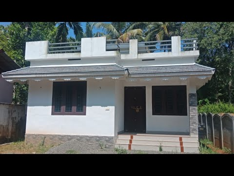 821 Sq Ft 2 BHK House and Plan, 10 Lack