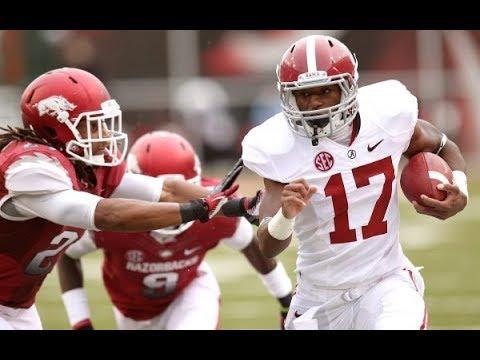 Arkansas vs. #1 Alabama (Football)