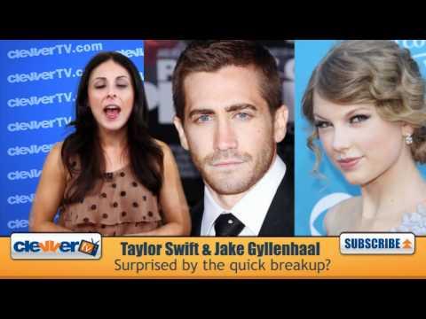 Taylor Swift & Jake Gyllenhaal Break Up!