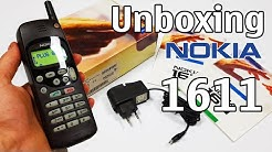 Nokia 1611 Unboxing 4K with all original accessories NHE-5NX review