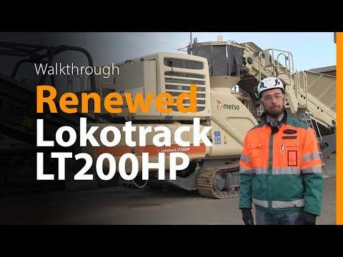 Renewed Lokotrack LT200HP - walkthrough