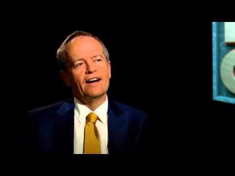 The Weekly: Bill Shorten