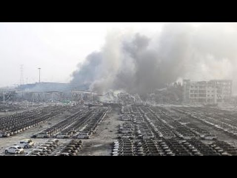 China censoring social media after Tianjin explosions?