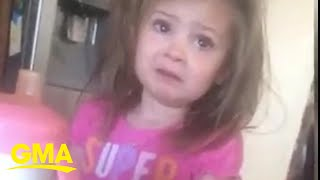 Download Girl is heartbroken when she realizes she can't marry her dad because he's taken l GMA Digital