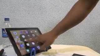 Como Hacer Soporte Casero Para Tablet, Ipad O Movil HD 2015