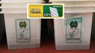 Nigeria : 19 Etats sur 36 ont reçu le matériel électoral