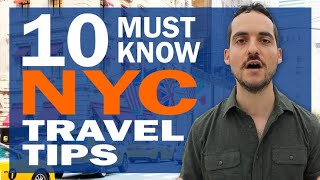 Gambar cover 10 NYC Travel Tips Nobody Talks About ! ... 🤐