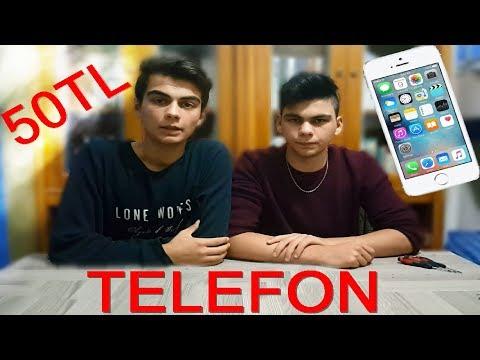 50TL'ye TELEFON TOPLAMA