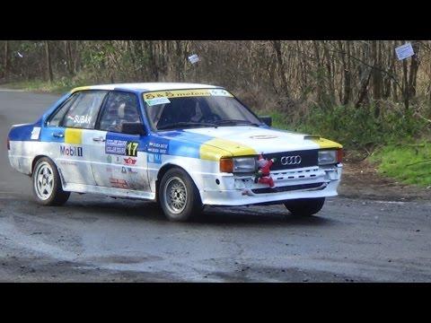 Rallye Sprint Gála Zobákpuszta 2014 (HD)