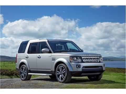 Land Rover Lr4 2017 Car Review