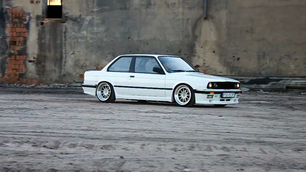 Mario Bmw E30 325 Mt1 Hartge Youtube