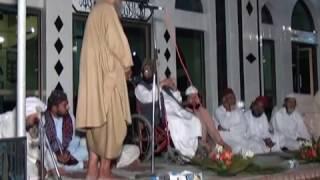 Hafiz Sabar Ali Sabar Sahib (r.a)Khatab In Madrisa Lasania Anwar Ll Quran Ugoki Sialkot 2012