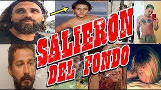17 FAMOSOS QUE SALIERON DEL FONDO