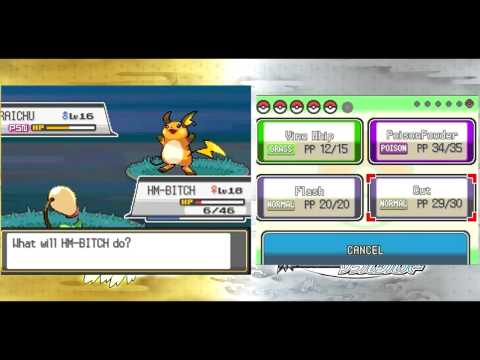 Pokemon Heartgold (& Soulsilver) Walktrough W/Tai Part 14: Pidgeotto!