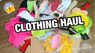 END OF SUMMER (Try On) CLOTHING HAUL! |Yassi World