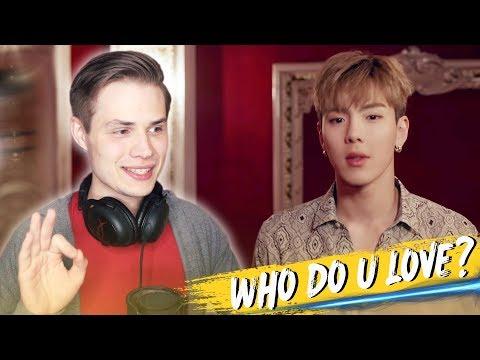 Monsta X - WHO DO U LOVE? Ft. French Montana (MV) РЕАКЦИЯ