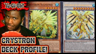 YUGIOH - Crystron Deck Profile 2017 + Raging Tempest Support! Sulfefnir and Quariongandrax Are LIFE!(I knew Crystrons would be good, but with Raging Tempest, this Crystron deck profile became SO MUCH BETTER. Crystron Sulfefnir and Quariongandrax gives ..., 2017-02-18T17:00:03.000Z)