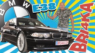 BMW 7 series (E38)|Test and Review| Bri4ka.com