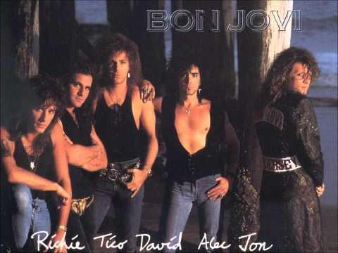 Bon Jovi Press Conference Interview 1987