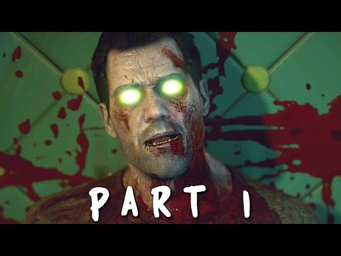 "DEAD RISING 4 ""FRANK RISING DLC"" Walkthrough Gameplay Part 1 (XBOX ONE S)"