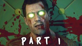 "DEAD RISING 4 ""FRANK RISING DLC"" Walkthrough Gameplay Part 1 (XBOX ONE S)"