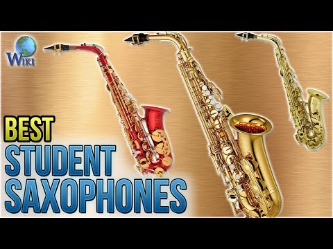 Top 6 Student Saxophones of 2019 | Video Review