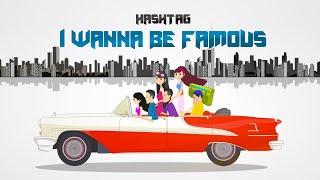 Hashtag I Wanna Be Famous - Borkung Hrangkhawl