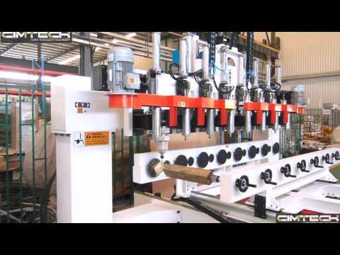 DUBAI COLUMN CNC MILLING MACHINE, EGYPT 4 5KW  8 SPINDLES CHINA CNC CARVING MACHINE, HIGH PREICSION