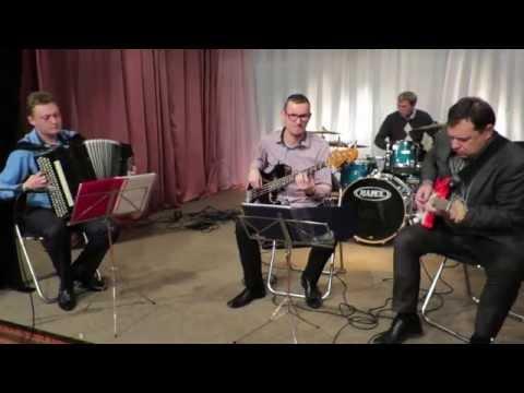 Main Street (французский аккордеон) - PARAPLUIES DE CHERBOURG - Концерт в ОДРИ (jazz accordion)