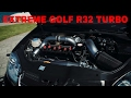 Extreme Turbo Sound Audi A3, VW Golf R36 Turbo Sick Launch much Horspower Carthrottle  Carporn