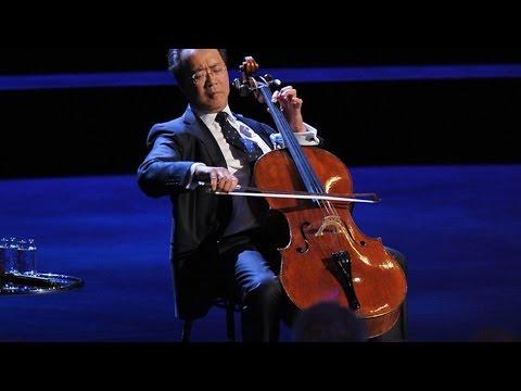 Yo Yo Ma - Bach Six Cello Suites - BBC Proms 2015