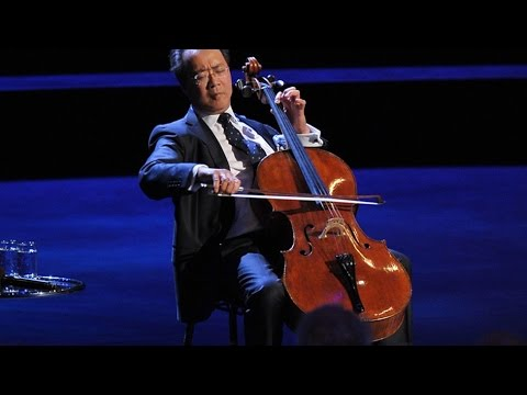 Yo Yo Ma - Bach Six Cello Suites - BBC Proms 2015