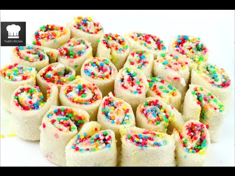 Fairy Rolls - Children's party recipe