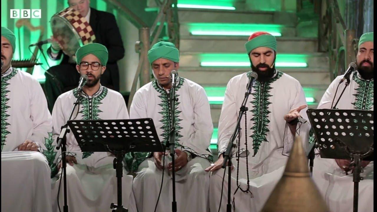 بتوقيت مصر : مديح -  آل طه آل ياسين الأمينَ - فرقة الحضرة للإنشاد الصوفي  - نشر قبل 3 ساعة