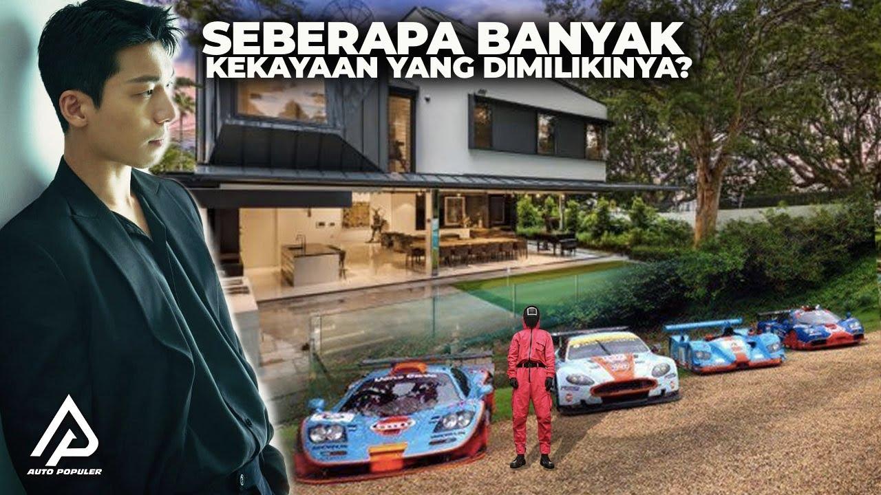 BONGKAR PENGHASILAN PEMERAN SQUID GAME! Begini Gaya Hidup dan Koleksi Mobil yang Dimiliki Wi Ha Joon