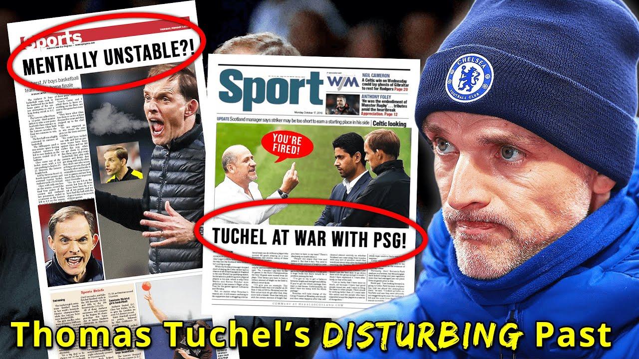 The SHOCKING Past of Thomas Tuchel...