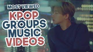 «TOP 50» MOST VIEWED KPOP GROUPS MUSIC VIDEOS OF 2018 (October, Week 2)
