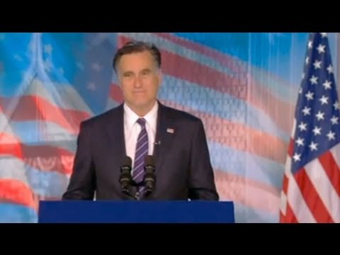 Mitt Romney concedes defeat in US presidential election 2012