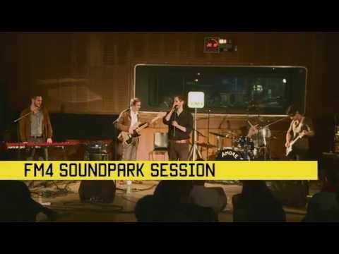 FM4 Soundpark Session mit Wanda