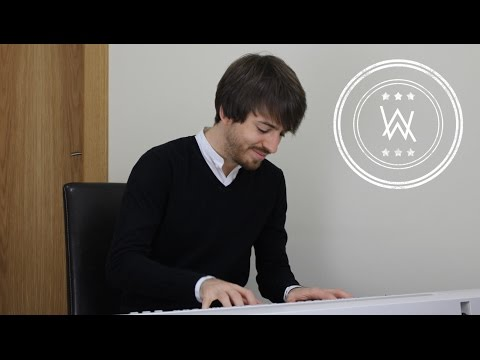 FADED - Alan Walker / David de Miguel Piano Cover + [Partitura Gratis]