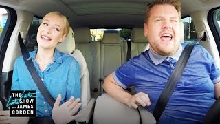 Iggy Azalea Carpool Karaoke(James and Iggy Azalea carpool through Los Angeles singing some of her classic songs and stop in to a bridal shop to try on wedding dresses ahead of Iggy's ..., 2015-06-19T06:58:05.000Z)