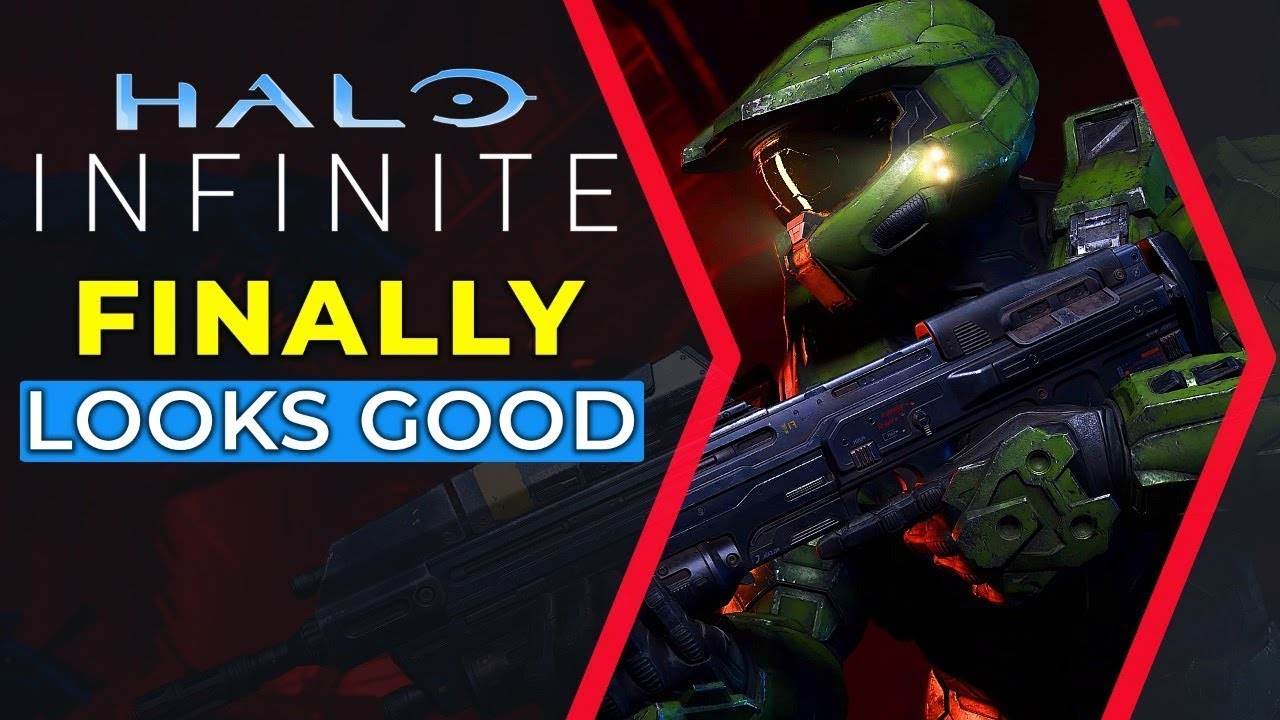 Halo Infinite is coming this holiday season and it looks so good