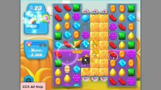 Candy Crush SODA SAGA level 154 NO BOOSTERS